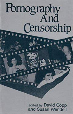 Pornography and Censorship 9780879751821