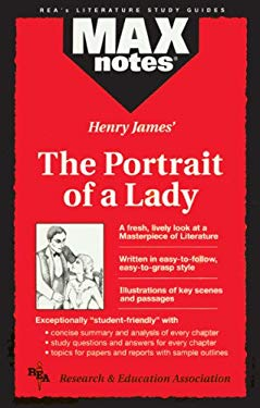 Portrait of a Lady, the (Maxnotes Literature Guides) 9780878910403