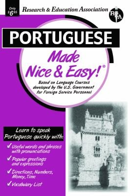 Portuguese Made Nice & Easy 9780878913756