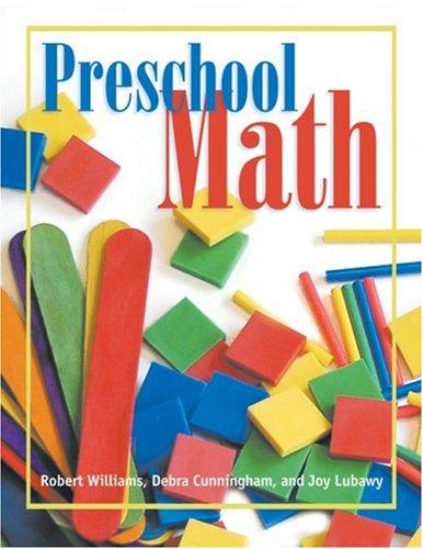 Preschool Math 9780876590003