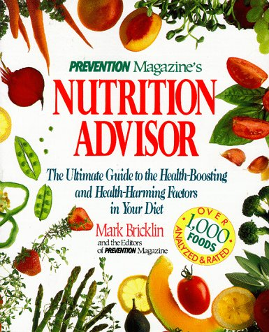 Prevention Magazine's Nutrition Advisor 9780875962252