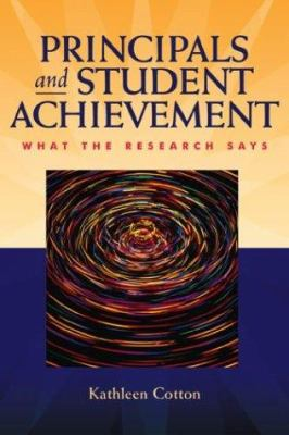 Principals and Student Achievement: What the Research Says 9780871208279