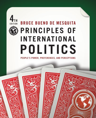 Principles of International Politics 9780872895980