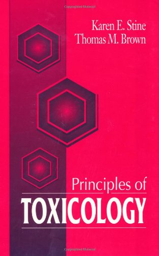 Principles of Toxicology 9780873716840