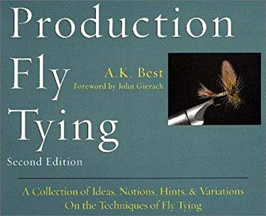 Production Fly Tying 9780871089298