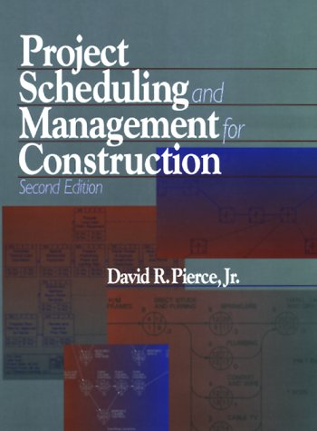 Project Scheduling and Management for Construction 9780876295335