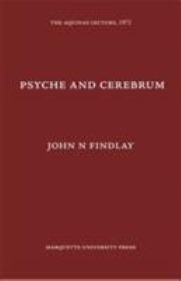 Psyche and Cerebrum, 9780874621372