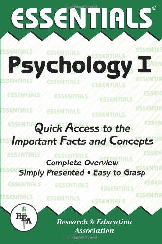 Psychology I 9780878919307