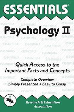 Psychology II 9780878919314