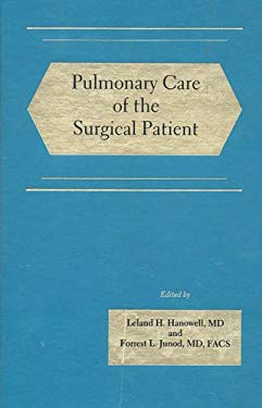 Pulmonary Care of the Surgical Patient 9780879935689