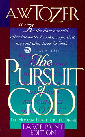 Pursuit of God 9780875097121