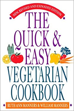 Quick & Easy Vegetarian Cookbook 9780871317384