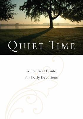Quiet Time 9780877842507