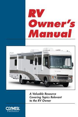 RV Owners Operation and Maintenance Manual 9780872881976