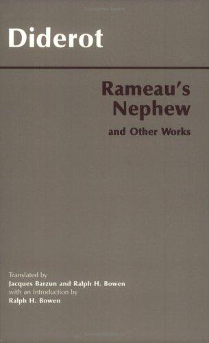 Rameau's Nephew and Other Works 9780872204867