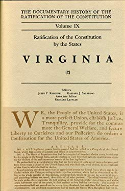 Ratification by the States: Virginia-2 9780870202582