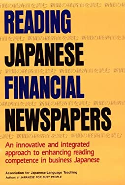 Reading Japanese Financial Newspapers = 9780870119569