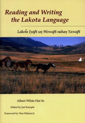 Reading Writing Lakota Language 9780874805727
