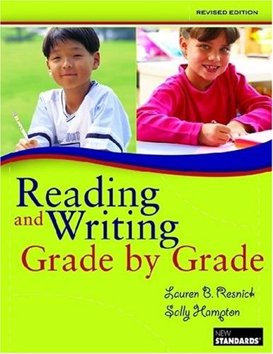 Reading and Writing Grade by Grade [With DVD] 9780872077683