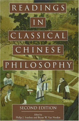 Readings in Classical Chinese Philosophy 9780872207806