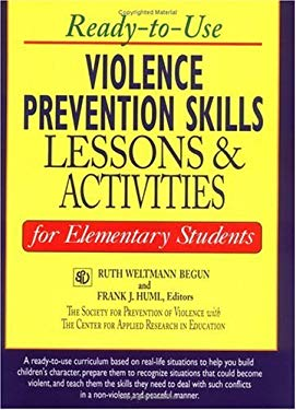 Ready-To-Use Violence Prevention Skills Lessons & Activities for Elementary Students 9780876281369