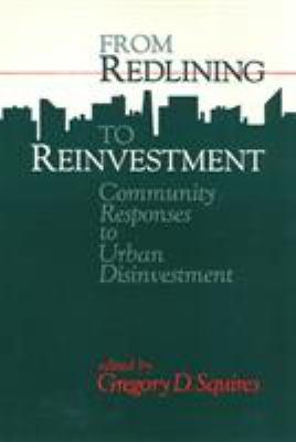 Redlining to Reinvestment 9780877229858