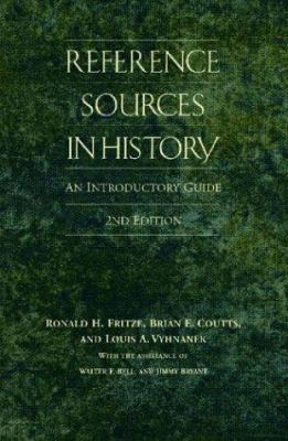 Reference Sources in History 9780874368833