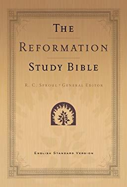 Reformation Study Bible-Esv 9780875527864