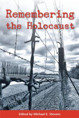 Remembering the Holocaust 9780870202933