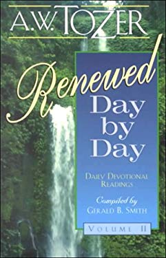 Renewed Day by Day : Daily Devotional Readings