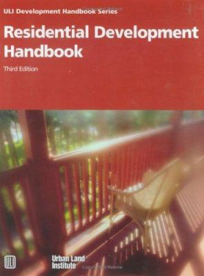 Residential Development Handbook 9780874209181