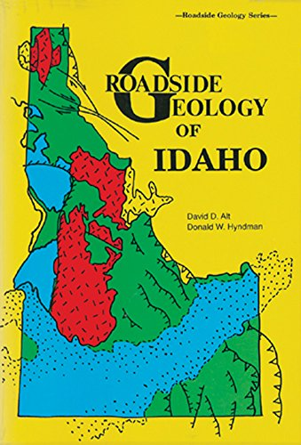Roadside Geology of Idaho 9780878422197