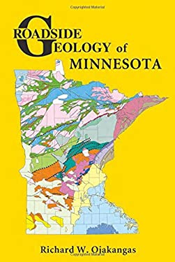Roadside Geology of Minnesota 9780878425624