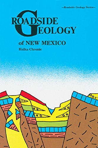 Roadside Geology of New Mexico 9780878422098