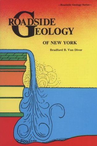 Roadside Geology of New York 9780878421800