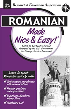 Romanian Made Nice & Easy 9780878914012