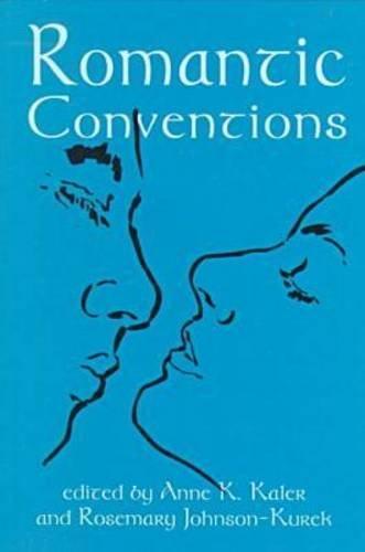 Romantic Conventions 9780879727789