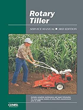 Rotary Tiller Service Manual 9780872883536