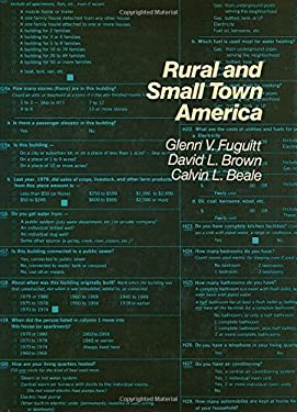 Rural and Small Town America 9780871542724