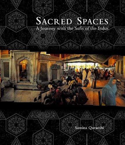 Sacred Spaces: A Journey with the Sufis of the Indus 9780873658591