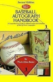 Scd Baseball Autograph Handbook 9780873411691