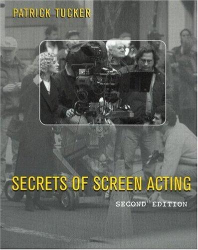 Secrets of Screen Acting 9780878301775
