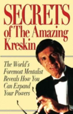 Secrets of the Amazing Kreskin 9780879756765