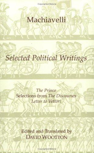 [Selections. English. 1994]: Selected Political Writings 9780872202474