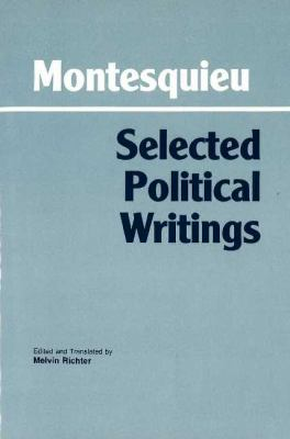 Selected Political Writings 9780872200913