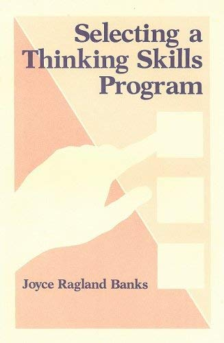 Selecting a Thinking Skills Program