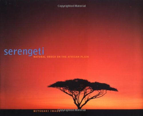 Serengeti: Natural Order on the African Plain 9780877014416