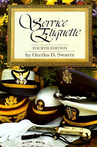 Service Etiquette 9780870216206
