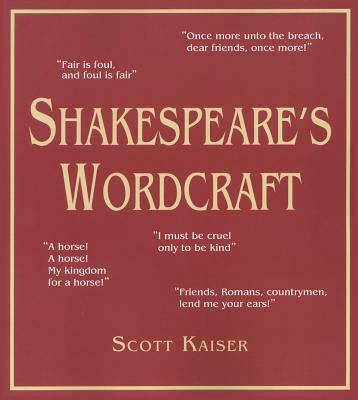 Shakespeare's Wordcraft 9780879103453