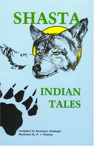 Shasta Indian Tales 9780879611293